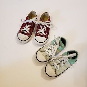 Converse | Bundle of two pairs converse toddler